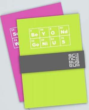 Science Museum: Set of A5 Paperback Notebooks imagine