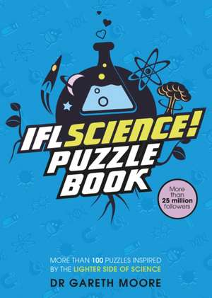 IFLScience! The Official Science Puzzle Book imagine