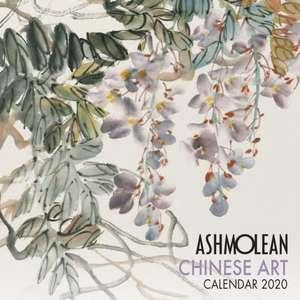 Ashmolean Museum – Chinese Art Wall Calendar 2020 (Art Calendar) de Flame Tree Studio