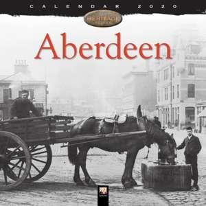 Aberdeen Heritage Wall Calendar 2020 (Art Calendar) de Flame Tree Studio