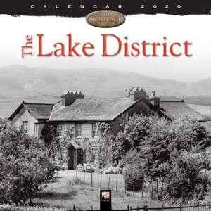 Lake District Heritage Wall Calendar 2020 (Art Calendar) de Flame Tree Studio