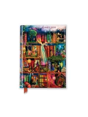 Aimee Stewart – Treasure Hunt Pocket Diary 2020 de Flame Tree Studio