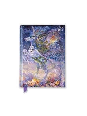 Josephine Wall - Soul of a Unicorn Pocket Diary 2020 de Flame Tree Studio