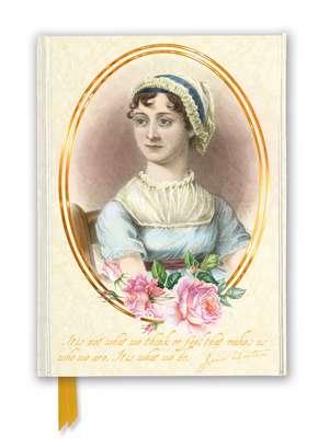 Jane Austen (Foiled Journal) de Flame Tree Studio