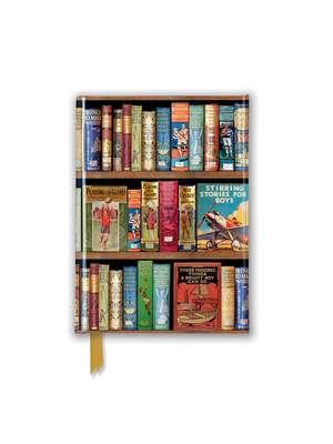 Bodleian Libraries: Boys Adventure Book (Foiled Pocket Journal) de Flame Tree Studio