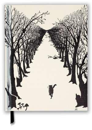 Rudyard Kipling: The Cat that Walked by Himself (Blank Sketch Book) de Flame Tree Studio