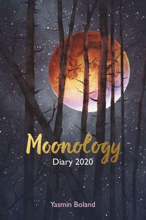 Moonology Diary 2020 de Yasmin Boland