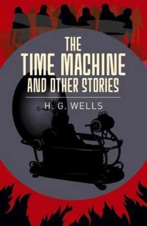 The Time Machine & Other Stories de H. G. Wells