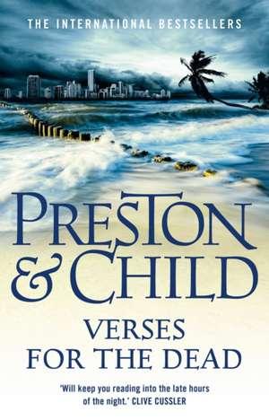 Verses For The Dead de Douglas Preston