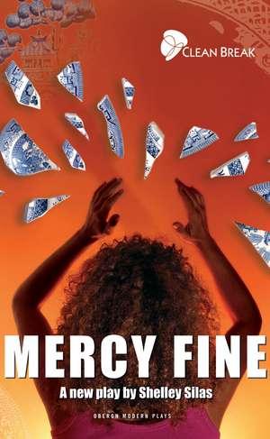 Mercy Fine de Shelley Silas