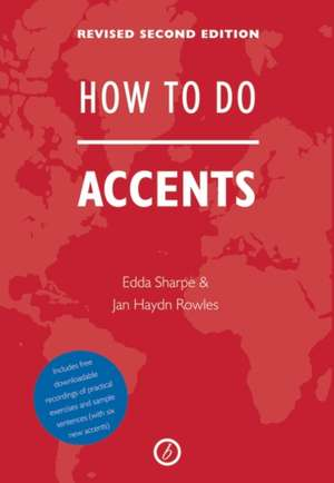 How to Do Accents [With CD (Audio)]