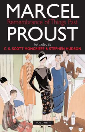 Remembrance of Things Past de Marcel Proust