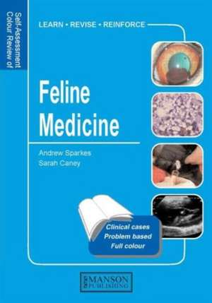 Feline Medicine: Self-Assessment Color Review imagine
