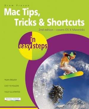 Mac Tips, Tricks & Shortcuts in easy steps imagine