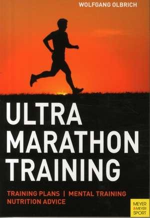 Ultra Marathon Training