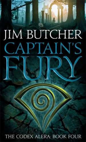 Captain's Fury de Jim Butcher