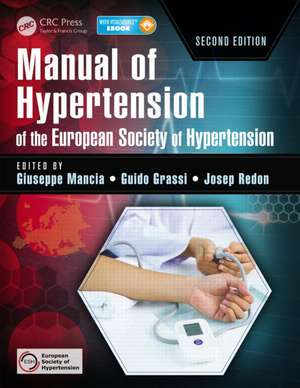 Manual of Hypertension of the European Society of Hypertension, Second Edition