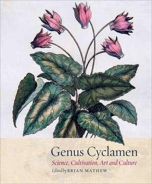 Genus Cyclamen