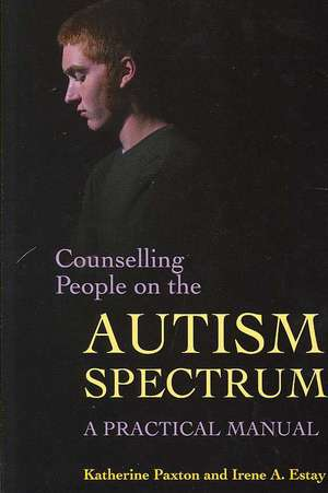 Counseling People on the Autism Spectrum