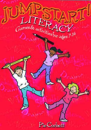 Jumpstart! Literacy imagine