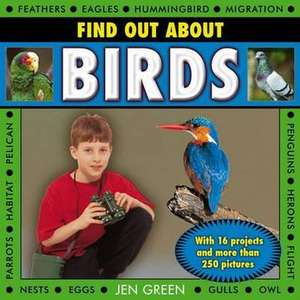 Find Out about Birds