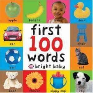 First 100 Words de Roger Priddy