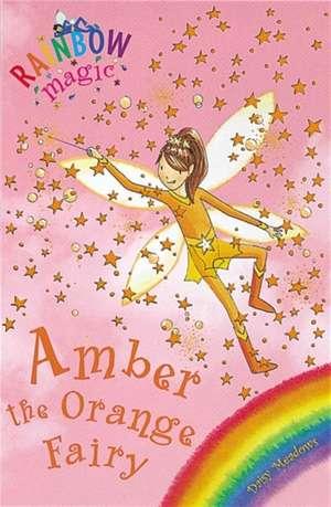 Rainbow Magic: Amber the Orange Fairy de Daisy Meadows