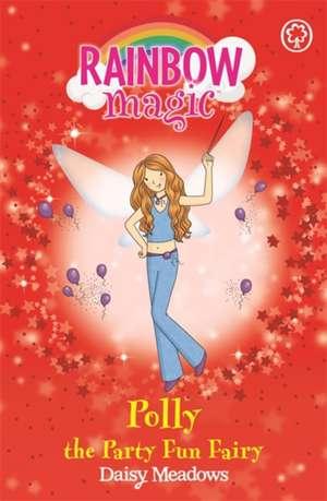 Polly the Party Fun Fairy de Daisy Meadows