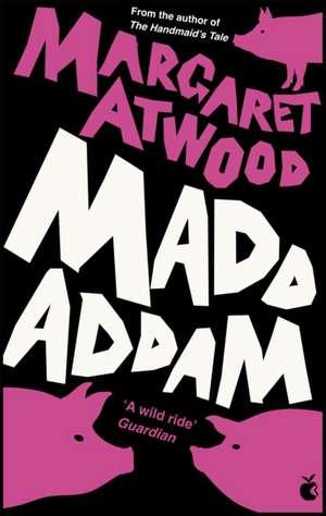 MaddAddam de Margaret Atwood