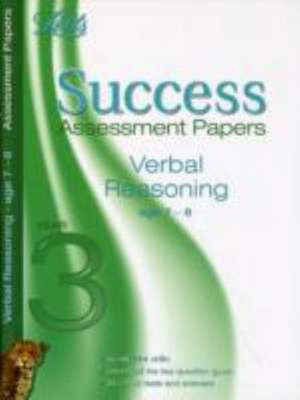 Verbal Reasoning 7-8 Years