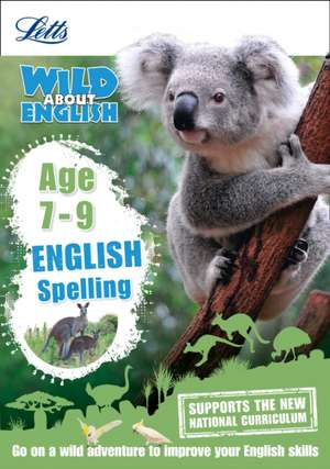 English - Spelling Age 7-9