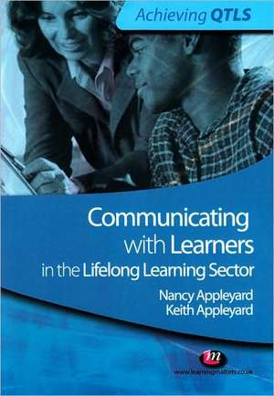 Communicating with Learners in the Lifelong Learning Sector
