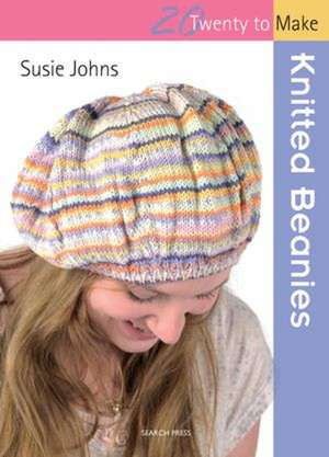 Knitted Beanies de Susie Johns
