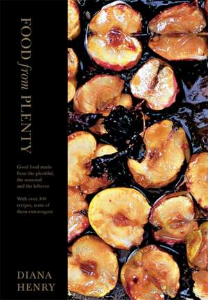Food From Plenty de Diana Henry