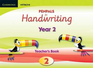 Penpals for Handwriting Year 2 Teacher's Book Enhanced edition