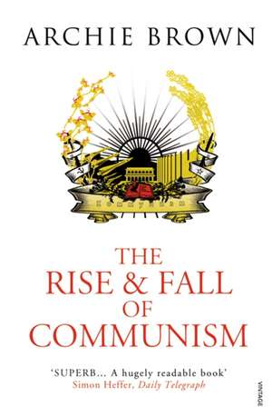 The Rise and Fall of Communism imagine