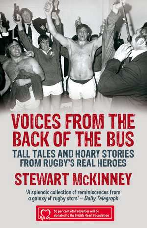 Voices from the Back of the Bus imagine