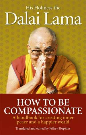How To Be Compassionate imagine