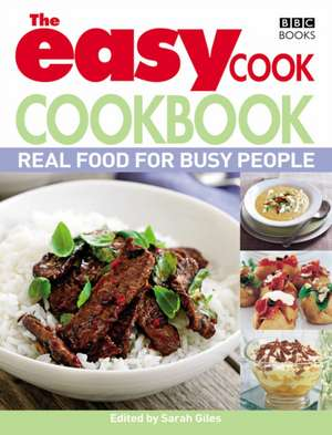 The Easy Cook Cookbook imagine