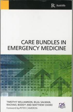 Care Bundles in Emergency Medicine