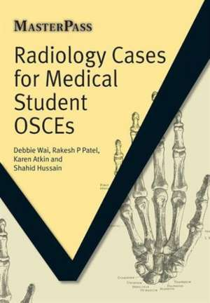 Radiology Cases for Medical Student Osces