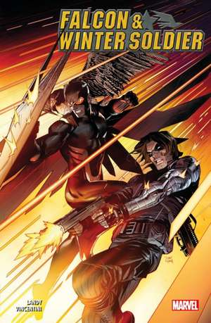 Falcon & Winter Soldier Vol. 1 de Derek Landy