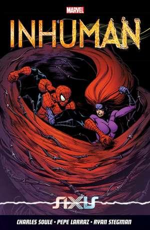 Inhuman Vol. 2: Axis de Ryan Stegman