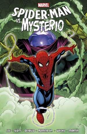 Spider-man Versus Mysterio de Stan Lee