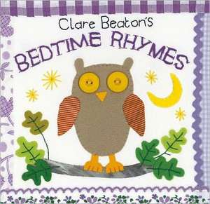 Clare Beaton's Bedtime Rhymes