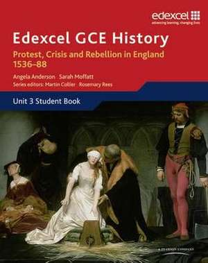 Anderson, A: Edexcel GCE History A2 Unit 3 A1 Protest, Crisi