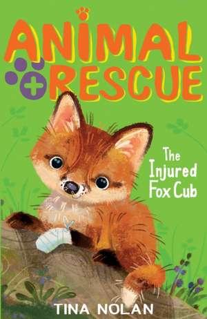 The Injured Fox Cub de Tina Nolan
