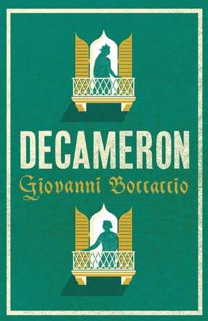 Decameron de Boccaccio