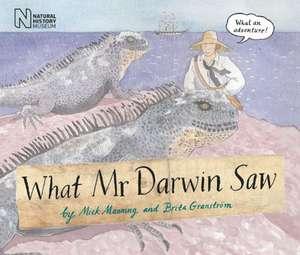 What Mr. Darwin Saw