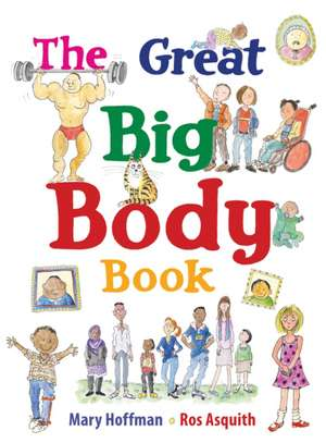 The Great Big Body Book